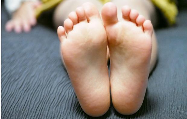 足底筋膜炎(足裏の痛み)と整体