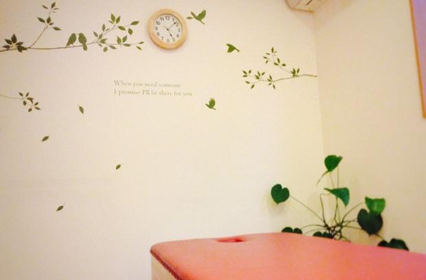 松山市の整体院 健優館の特徴
