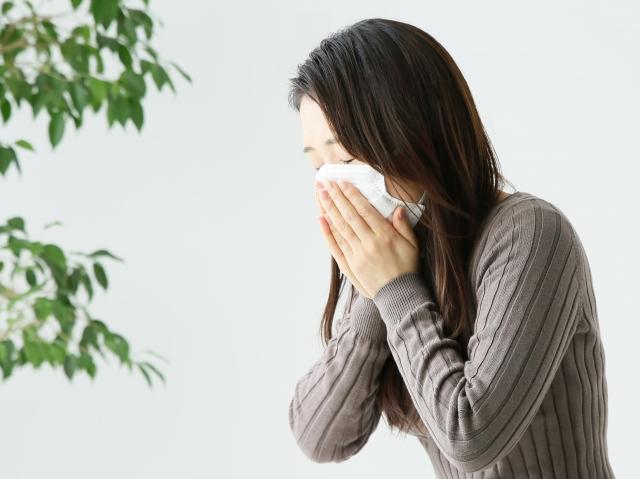 鼻炎と整体