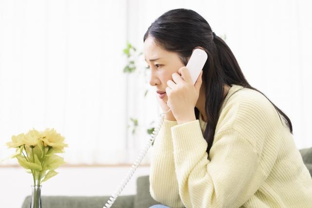 電話恐怖症(固定電話恐怖症)が楽になる