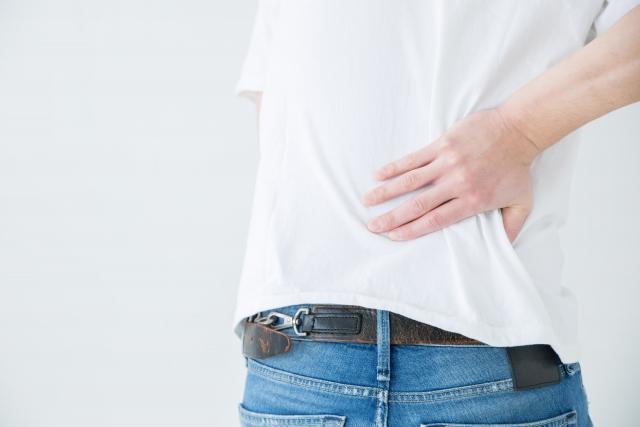 ギックリ腰の整体症例