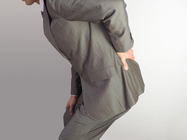 ぎっくり腰の整体症例