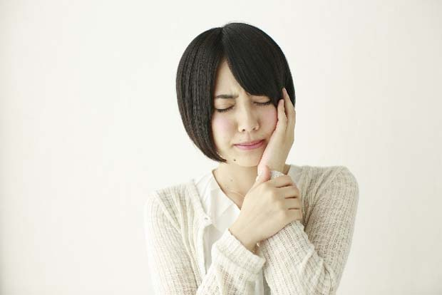 歯の痛み・歯ぎしりが楽になる
