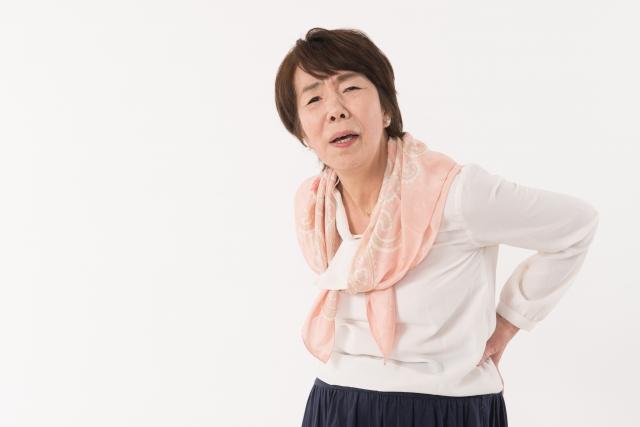 変形性腰椎症(腰部変形性脊椎症)
