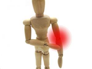 肘(ひじ)の痛み