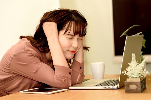 自粛疲れ・自粛ストレスが楽になる