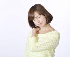 両肩から腕の重だるさのセルフケア整体症例