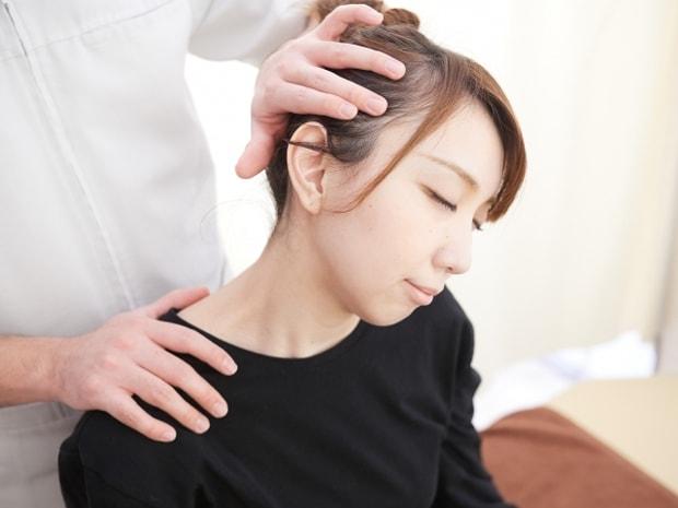 頚椎ヘルニア(頸椎ヘルニア)と整体