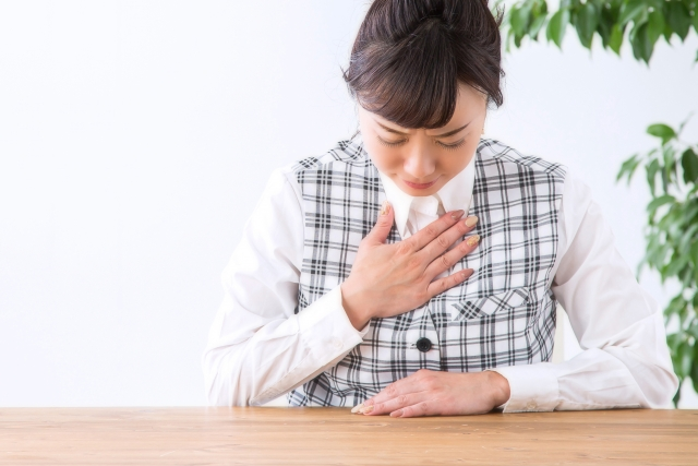 呼吸が浅い整体症例