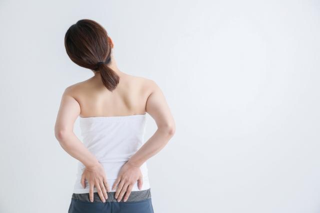 腰の重さ・硬さの整体症例