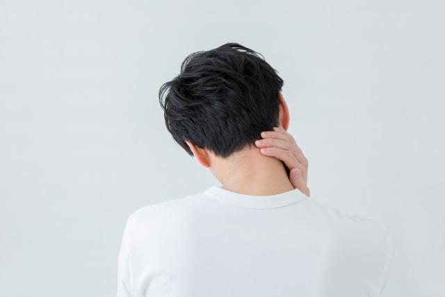 頸椎ヘルニア持ちの首の痛みの整体症例