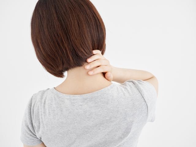 首こり・肩こりの整体症例