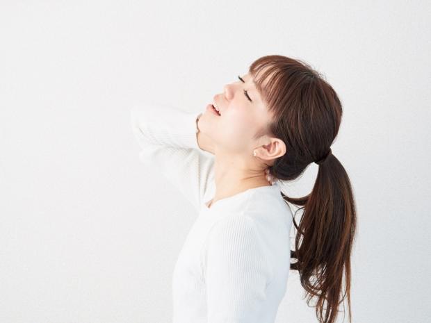首痛(首の痛み・首が痛い)が楽になる
