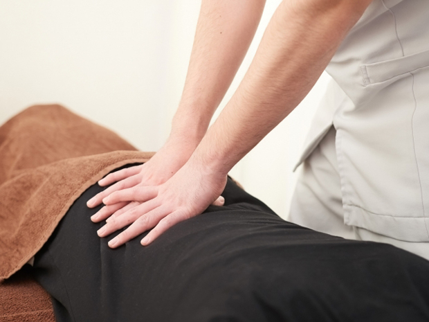 慢性腰痛と整体