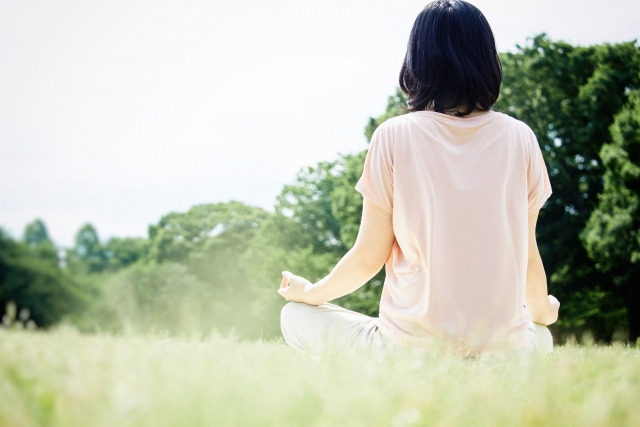 瞑想の効果がある整体