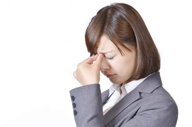 目の疲れ(眼精疲労)・目のかすみが楽になる