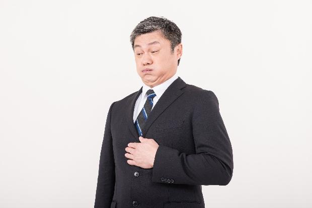胸やけ(胸焼け)・ゲップが出る症状が楽になる