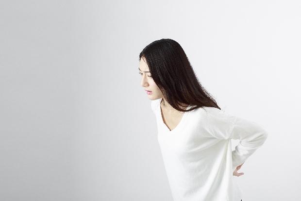 背中が痛い症状と整体