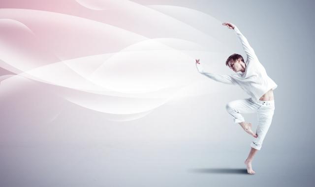 魂の創作ダンスのような整体「操体法」
