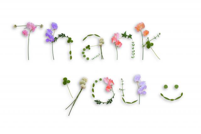 起こる全てに「ありがとう」