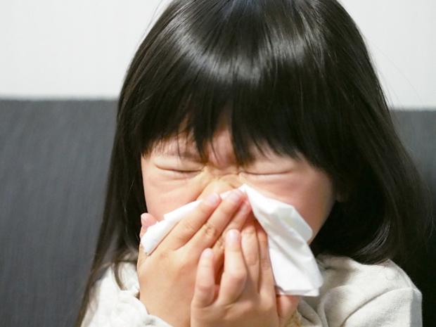 小児喘息(ぜんそく)が楽になる