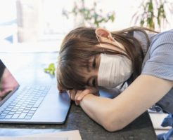 テレワーク(リモートワーク)疲れ・ストレスが楽になる