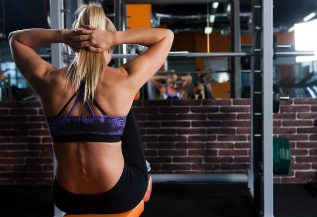トレーニングで腰を痛めた整体症例