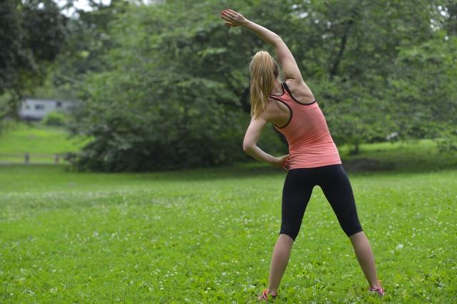 腰痛のストレッチ・体操のコツ